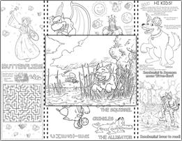 Mini-Coloring Packet Thumbnail!
