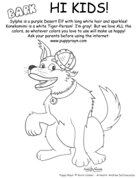 Click Here to Download the Adult Rayn Coloring Page!