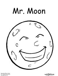 """¡Haz Click Aquí para Descargar la Pagina principal de """"Mr. Moon""""!"""